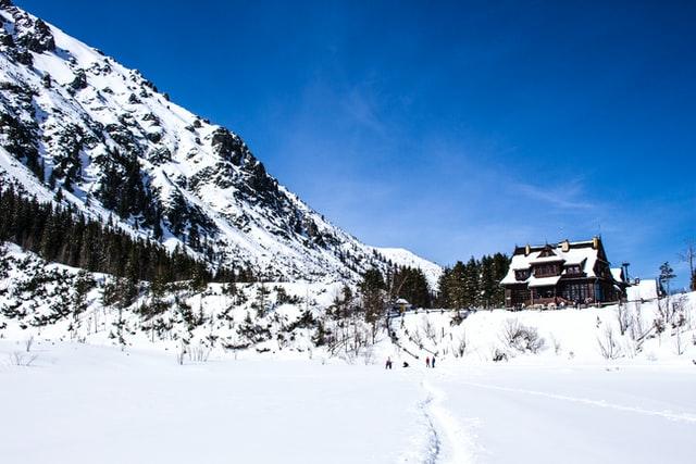 Planowanie urlopu w górach