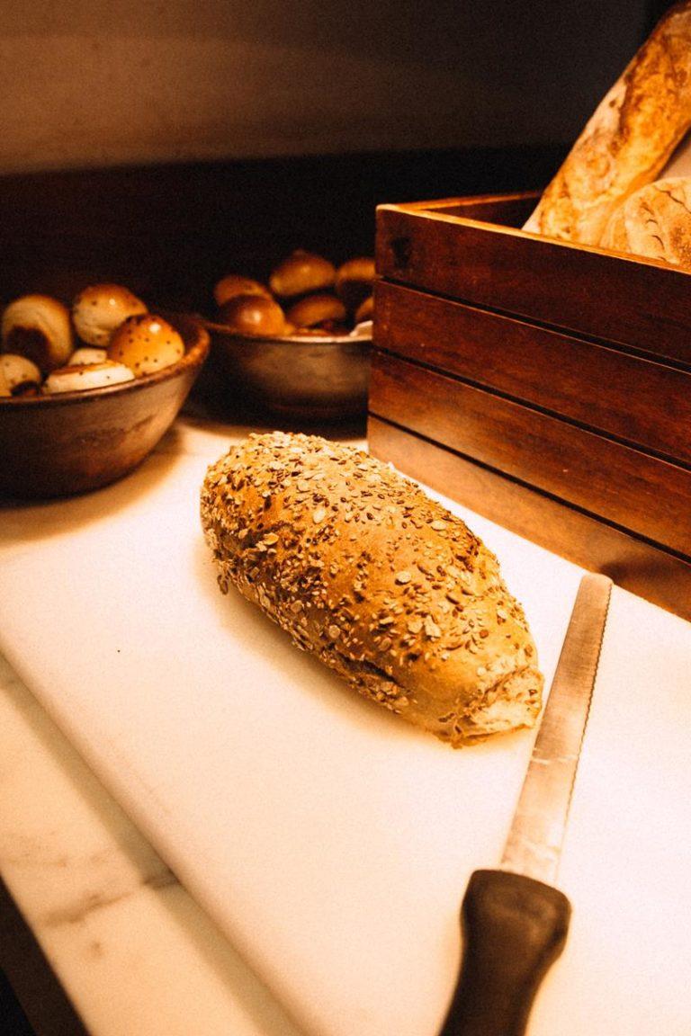 Piekarnia z naturalnym chlebem na zakwasie